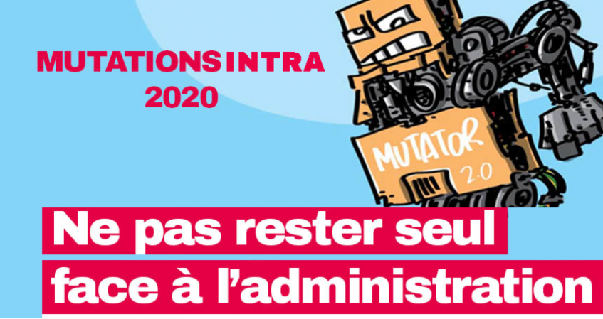 Mutations INTRA 2020